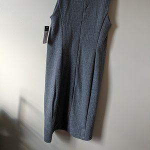 Lauren Ralph Lauren Dresses - NWT Ralph Lauren | Grey Herringbone Sheath Dress